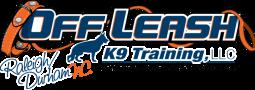 Off-Leash-K9-Training-Raleigh-NC-Logo